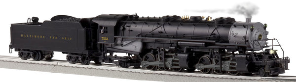 Lionel 6-85178 Baltimore & Ohio B&O Legacy 2-6-6-2 #7555 BTO Built to order