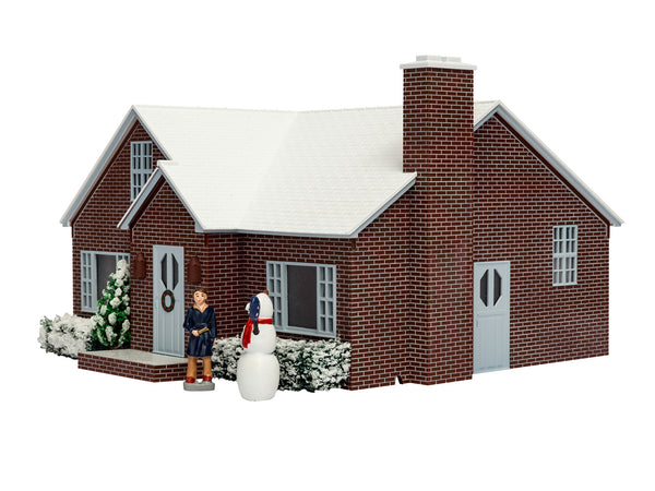 Lionel 6-85410 Plug-Expand-Play Polar Express Hero Boy's House