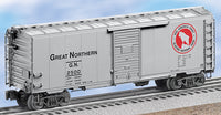 Lionel 6-27249 Great Northern GN Express Boxcar w/box loads inside