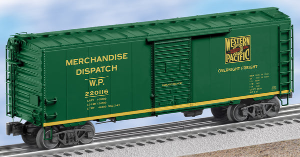 Lionel 6-27251 Western Pacific WP Express Boxcar