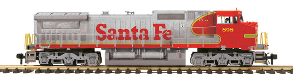 MTH 70-2118-1 Santa Fe (War Bonnet)  Cab No. 898 Dash-8 Diesel Engine (6-Wheel Truck) With Proto-Sound 3.0 - Limited