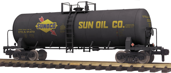 MTH 70-73046 Sunoco Unibody Tank Car No.: 48479 G Gauge RailKing One Gauge
