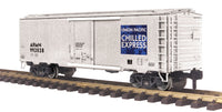MTH 70-78042 Union Pacific UP Reefer Car #992028 - G Gauge RailKing One Gauge