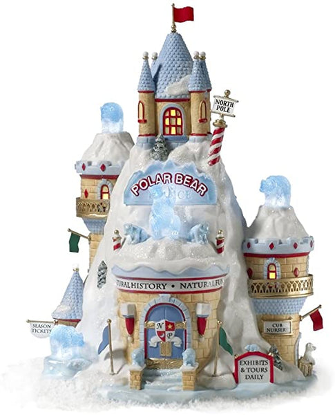 Department 56 799918 Polar Bear Palace