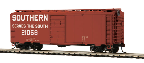 MTH 85-74118 Southern 40' PS-1 Box Car #21068 HO Scale