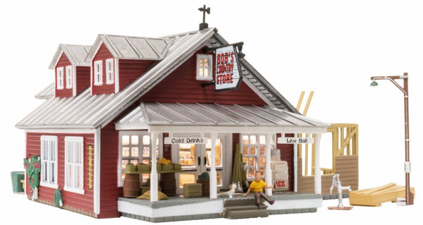 Woodland Scenics BR5031 Country Store Expansion Built-&-Ready HO Scale