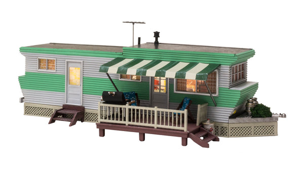 Woodland Scenics BR8561 Grill' and Chill' Trailer