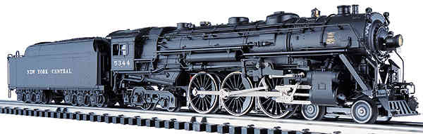 K-Line K3270-5344S New York Central NYC J1E Hudson W/TMCC Used