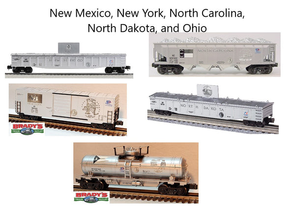 Details about  /✅K-LINE BY LIONEL BNSF STEEL COIL CAR NEW MILL BURLINGTON NORTHERN O SCALE