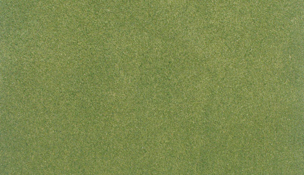 Woodland Scenics RG5121 Green Grass Large Roll 50 in x 100 in