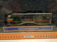 Lionel Series 1 Big Rugged Trains Southern Pacific F3 Diecast Toy Engine 1:120 Scale in Decorative Tin