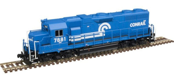 Atlas 40004126 Conrail GP-38 Low Nose Diesel Locomotive #7853 N SCALE