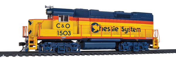 Walthers Mainline 910-19405 Chessie System EMD GP-15T Locomotive #1503 HO Scale