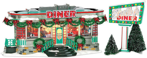 Department 56 56.55008 Shelly's Diner