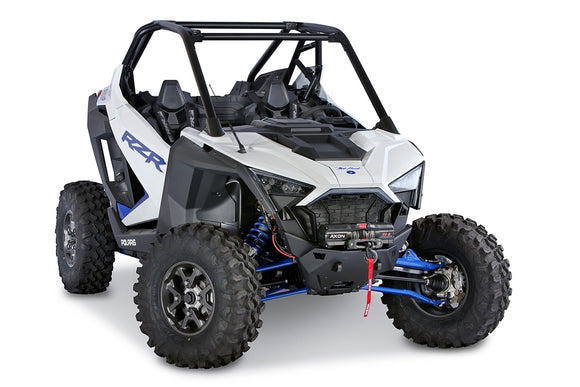 Warn RZR Pro XP Front Bumper with Winch Mount