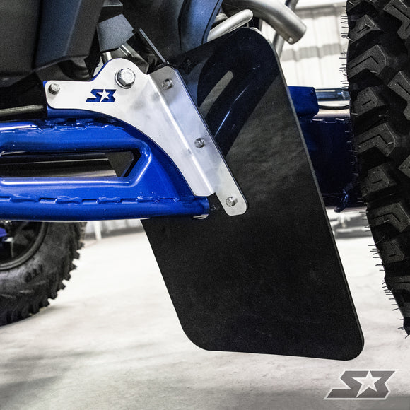 RZR XP TURBO S TRAILING ARM GUARDS by S3 Power Sports