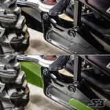 "MAVERICK X3 64"" TRAILING ARMS WELD-IN GUSSET KIT by S3 Power Sports"