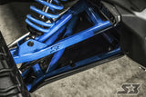 "MAVERICK X3 72"" HD HIGH CLEARANCE LOWER A-ARM SKID PLATES by S3 Power Sports"