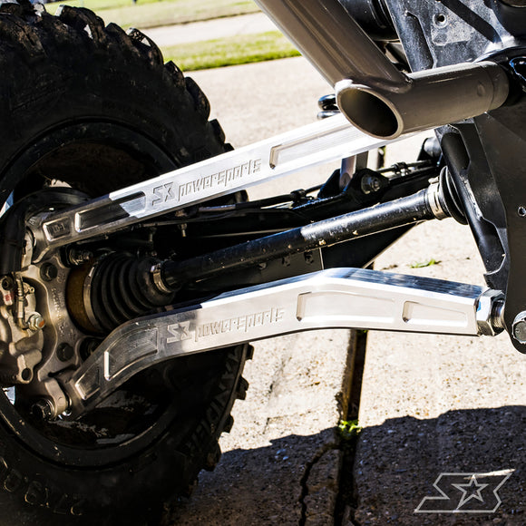 S3 Power Sports RZR PRO XP HD HIGH CLEARANCE BILLET ALUMINUM RADIUS RODS
