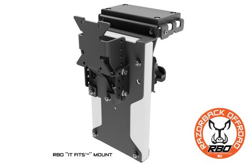 RBO UTV Chainsaw Mounts - by Razorback Offroad