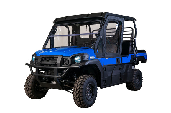 Framed 1/2 Upper Door Kit – Kawasaki Mule Pro FX/FXT by Seizmik
