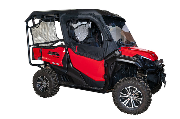 Framed 1/2 Upper Door Kit – Honda Pioneer 1000 by Seizmik