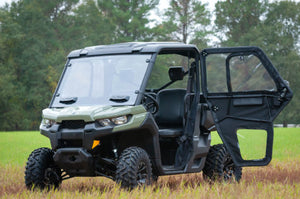Framed Door Kit – Polaris Full Size Pro-Fit Ranger XP 1000 (with new body style) by Seizmik