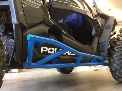POLARIS RZR EXO ROCK SLIDERS/TREE KICKERS by B&M Fabrications