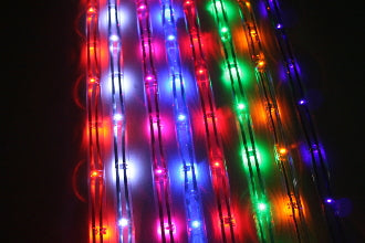 Tribal Whips WhipZilla LED Lighted Whips