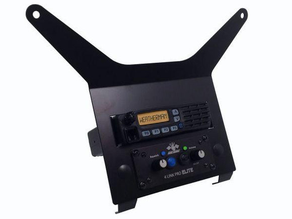 Polaris RZR XP 1000 Radio and Intercom (Icom) Bracket Box Replacement by PCI Race Radios
