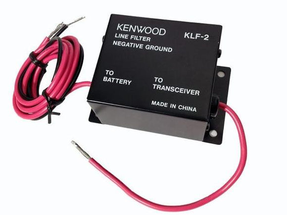 KLF-2 KENWOOD LINE FILTER by PCI Race Radios