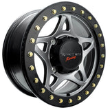 "Walker Evans Racing 14""x7"" LEGEND II UTV Beadlock Wheels"