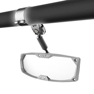 Halo-R Rearview Mirror with ABS Bezel by Seizmik