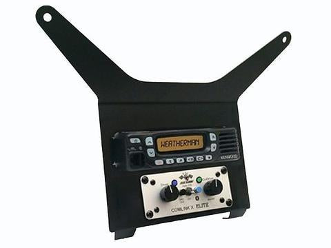 Polaris RZR XP 1000 Radio and Intercom (Kenwood) Bracket Box Replacement by PCI Race Radios