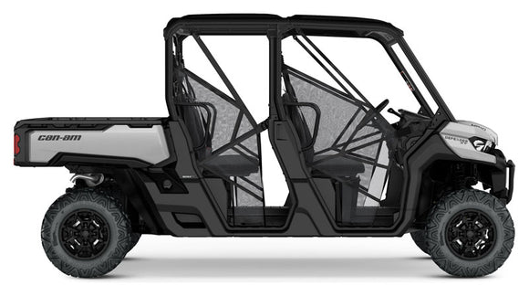 XTC Street Legal Kit for CanAm Defender