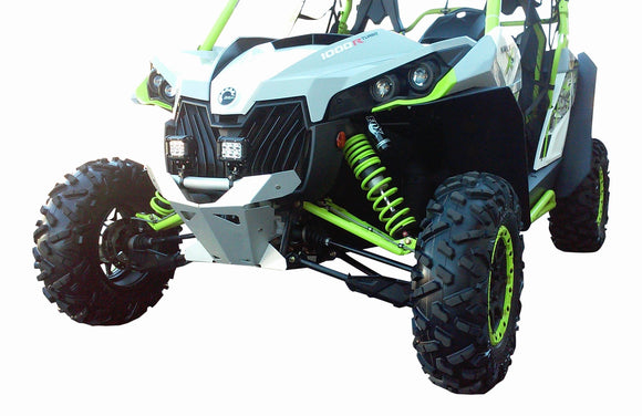 MUDBUSTERS CAN-AM MAVERICK XDS TURBO FENDER FLARES