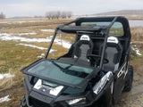Ryfab Polaris RZR Turbo/1000/900 Glass Fold-Down Windshield