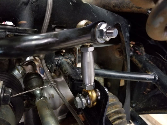 MAVERICK X3 FRONT SWAY BAR LINKS by CT Raceworx