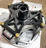 RZR HD Turbo/Turbo S RZR LightWeight Billet Clutch Cover by ZRP (Zollinger)