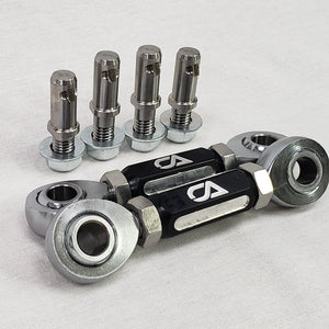 "Can-Am X3 72"" Front Quick Detach Sway Bar End Links By CA Technologies"
