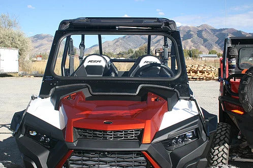 2019 1000XP & Turbo Folding Vented Glass Windshield by Ryfab