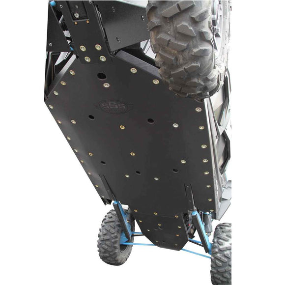 UHMW SKID PLATE | POLARIS RZR XP 4 TURBO BY SSS OFF-ROAD