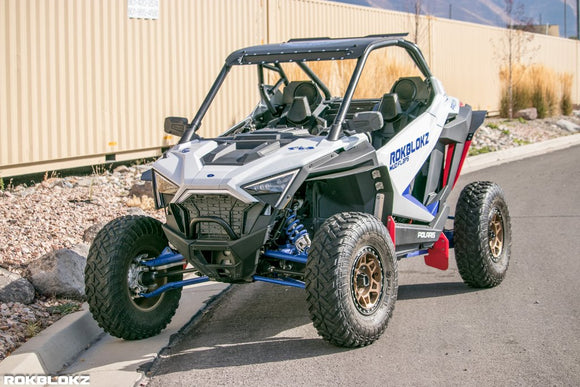 Polaris RZR PRO XP 2020+ SxS Mud Flaps by Rokblokz
