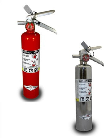 ABC Fire Extinguishers 2.5 Lbs. by DragonFire