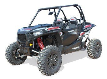 RZR Door Panel and Slammer Kit (2 Seat) by Dragonfire