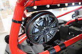 POLARIS RZR XP TURBO AND XP4 TURBO KICKER/SSV WORKS COMPLETE 5 SPEAKER PLUG-AND-PLAY SYSTEM