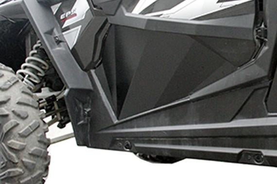 Lower Doors Polaris RZR XP's 900/1000 2 Seater