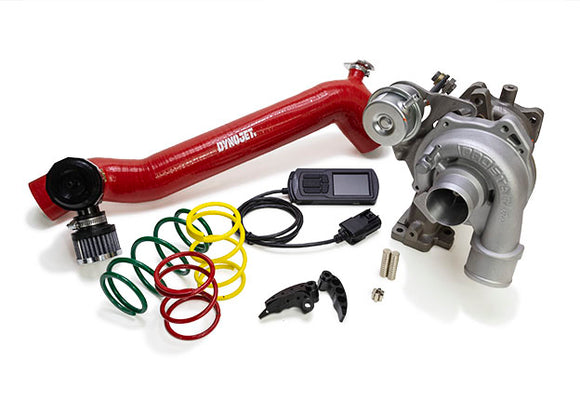 DYNOJET POLARIS RZR XP TURBO STAGE 4 POWER PACKAGE - CORE EXCHANGE