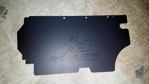 Polaris Ranger 2008-2014 Wheel Compartment Covers by ROKBLOKZ
