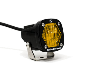 S1, Amber Wide Cornering LED by Baja Designs